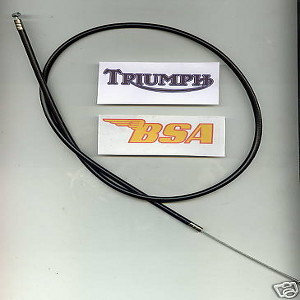 90-8630 -  Bantam & Super Cub Throttle Cable