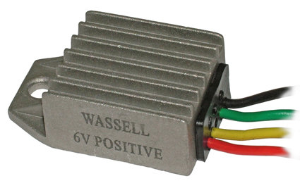 6V DC Regulator Positive