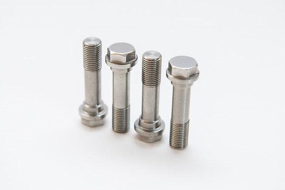 Morgo Stainless Steel T140/TR6 Rocker Box bolt Set