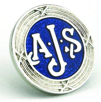 AJS PIN BADGE - APB10