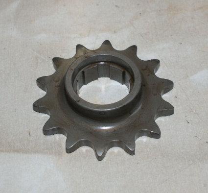 57-4306 - 14T TR25, X25,B25,B44 Gearbox sprcoket