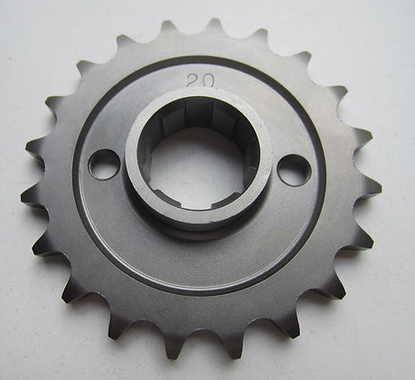 57-1919 - 20T Front Sprocket T120, T150 A75