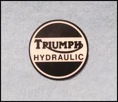 60-4156 - Hydraulic Caliper Decal