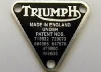70-8762 - Trident Patent Plate