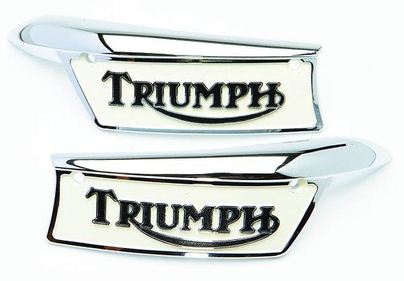 82-9700 - Triumph Tank Badges