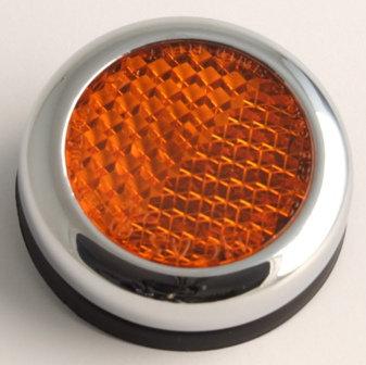 LU57161 - Amber Reflector