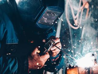 5 top industries for welders