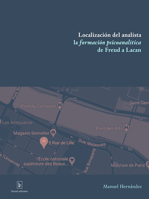 Localización del analista - Manuel Hernández