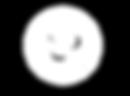 Logotipo Hawlai branco