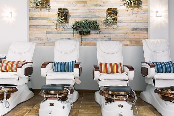 Venice Soleil Nail massage chairs