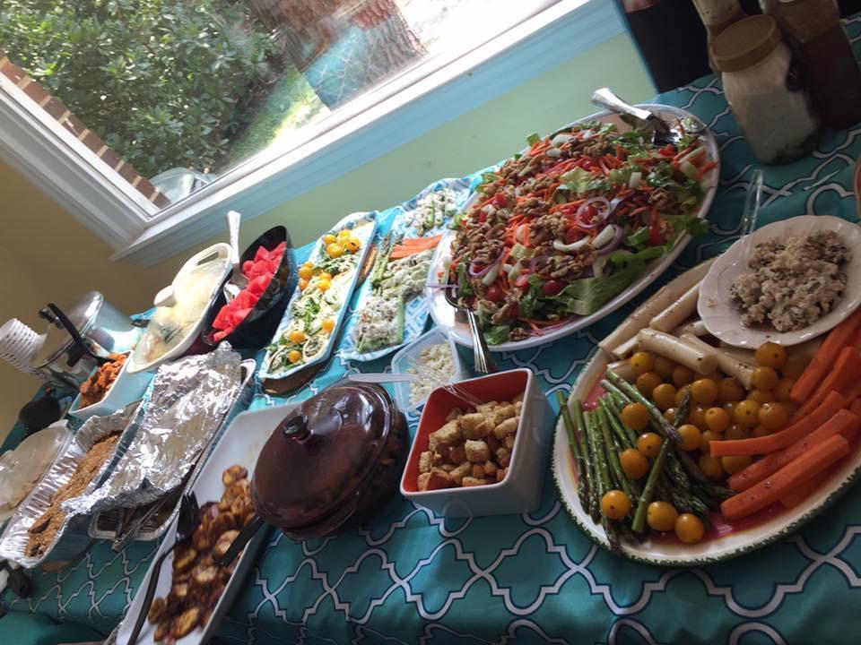 Hospitality Sunday