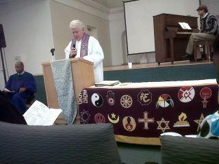 Rev. Elliott Fiedler