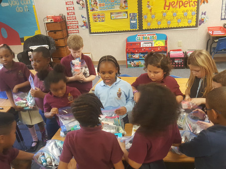 Will You Make A Difference: 1st Grade