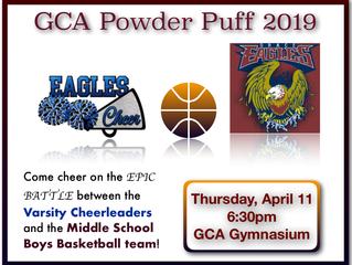 GCA Powder Puff 2019