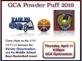 GCA Powder Puff 2019