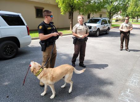 Community Helpers: Sheriff & K9 Unit