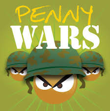 1,2,3,4 We Declare a Penny War