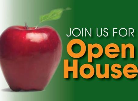 GCA Open House