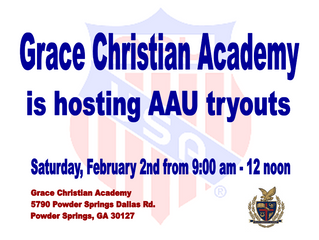 Join us for AAU tryouts