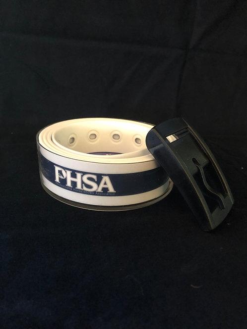C4 PHSA Belt - Navy Stripe