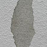 壁の剥がれ、浮き塗り替えのサイン 住宅塗装 西海市