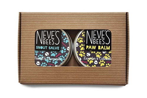 Neve's Bees - Dog Products Gift Box