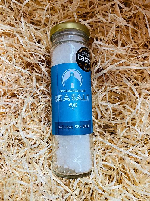 Pembrokeshire Sea Salt Co - Natural Sea Salt (100g)