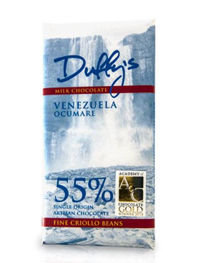 """Venezuela """"Ocumare"""" 55% Milk 60g"""