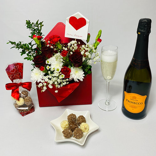 Love Letter with Prosecco