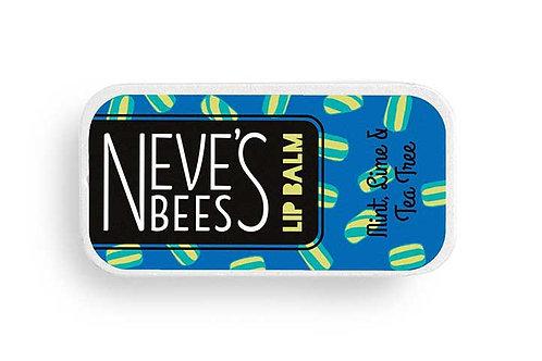 Neve's Bees - Lime, Mint & Tea-tree Lip Balm