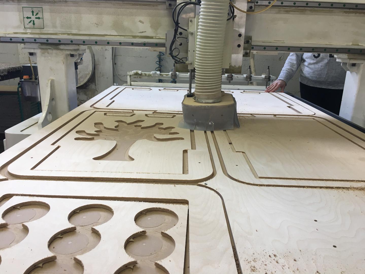 CNCing