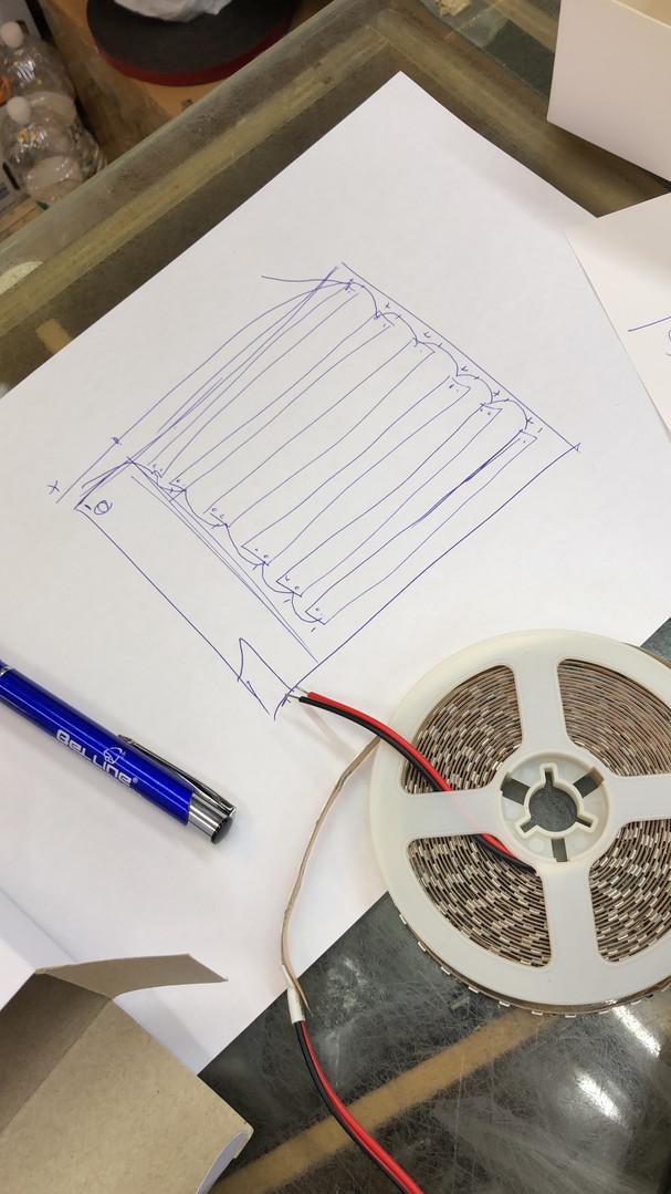 Electricity Sketch