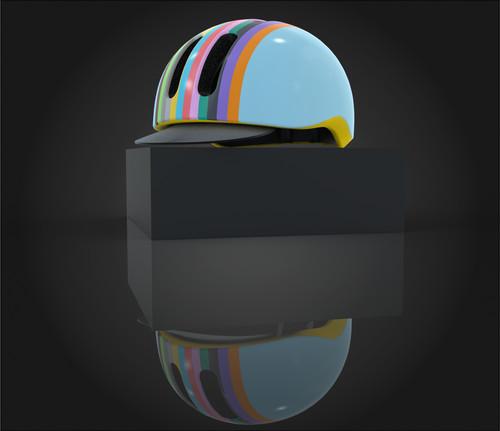 Helmet Design for Neuron