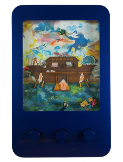 Waterful Noah's Ark - Sold