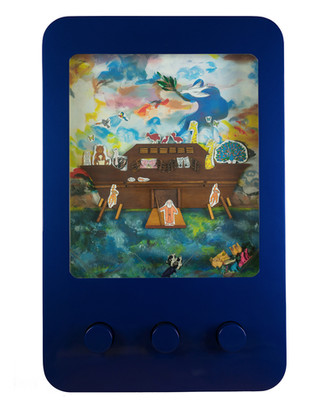 Waterful Noah's Ark - Sold