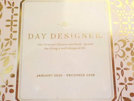 Picking Your 2021 Planner: Day Designer Daily & Monthly Planner Review
