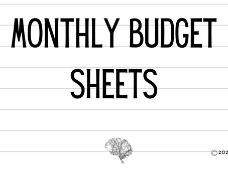 Budgeting with Bad Credit, Debt and Student Loans