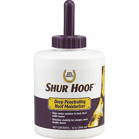 Shur Hoof Moisturizer with Brush 32 oz
