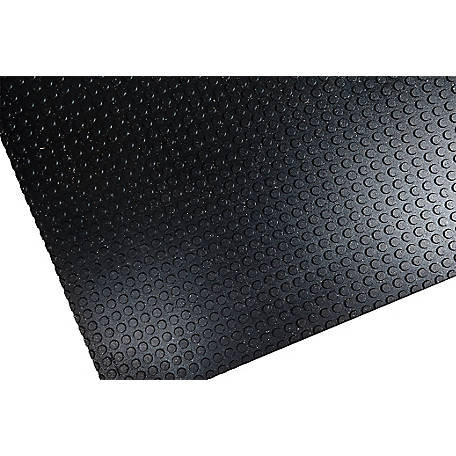Thick Rubber Stall Mat 4 ft x 6 ft x 3/4 in