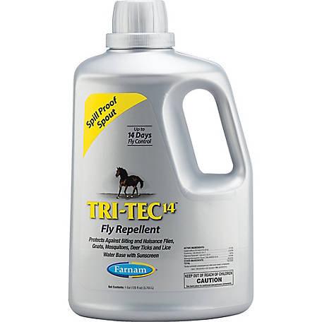 Tri-Tec 14 Fly Repellent 1 gal