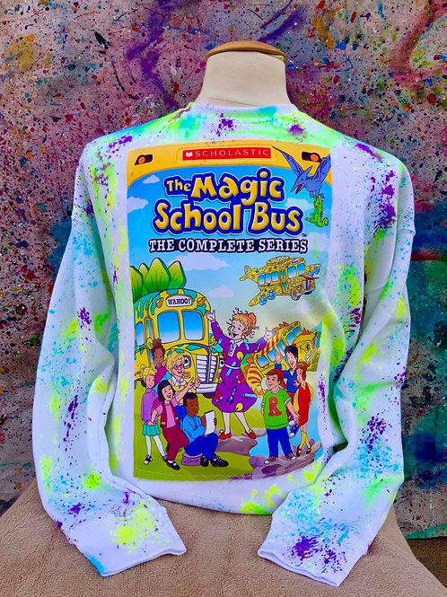 Smock Me School Bus Custom