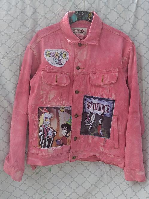 Custom Smock Me Beetlejuice Jacket