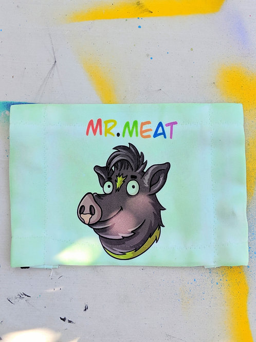 Mr.Meat Face Mask