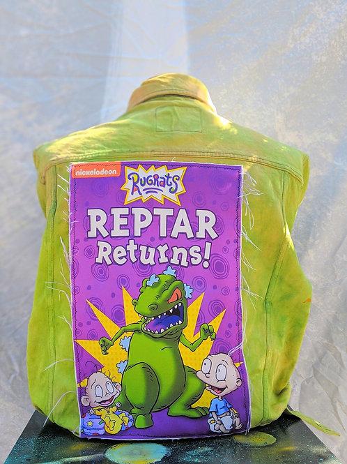 Smock Me Custom Reptar Jacket