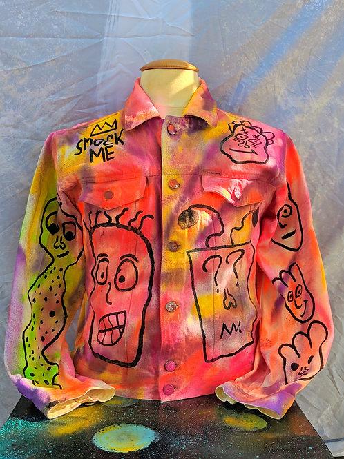 Smock Me Painted Jacket