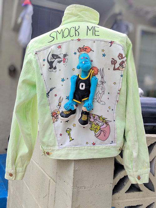 Space Jam Custom Jacket