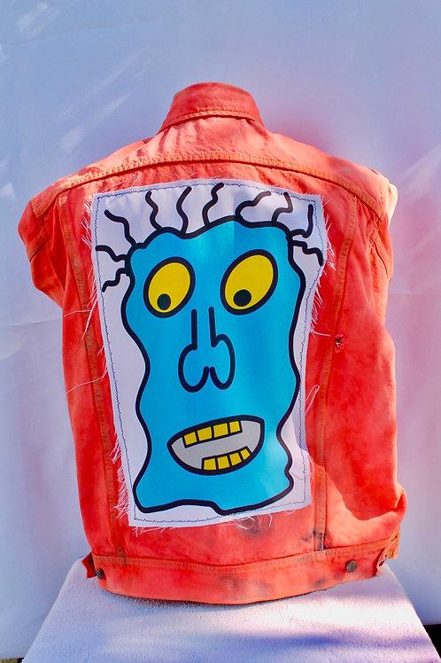 Block Head Jacket