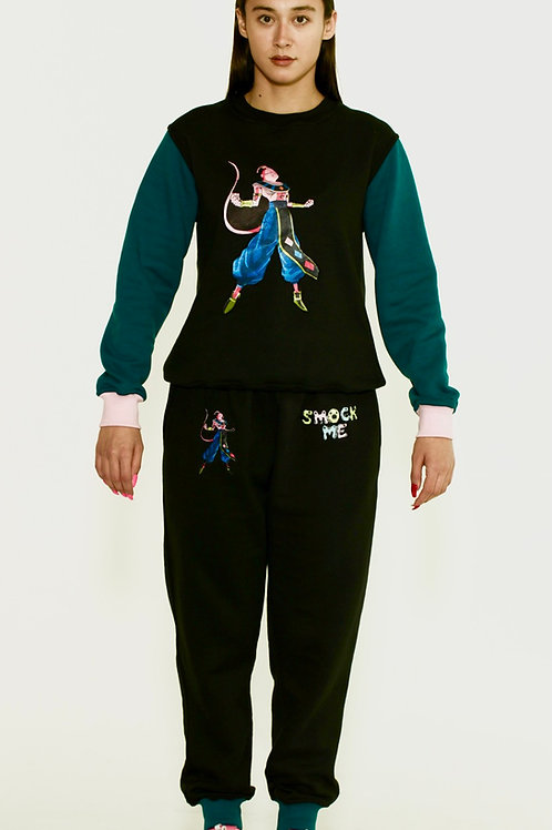 Buu Beerus Crewneck Sweatshirt