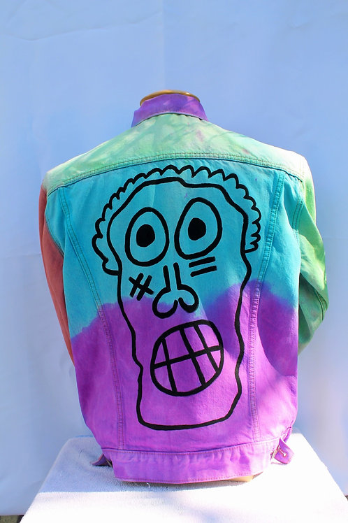 Smock Multi Color Jacket