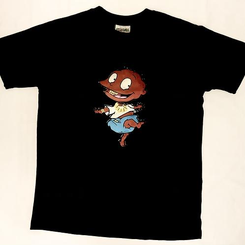 Black Tommy T-Shirt